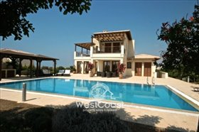 Image No.0-Villa de 4 chambres à vendre à Aphrodite Hills