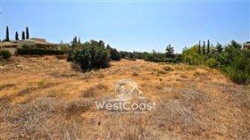 Image No.1-Terrain à vendre à Aphrodite Hills