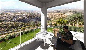 Image No.4-Villa de 4 chambres à vendre à Akoursos