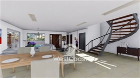 Image No.6-Villa de 4 chambres à vendre à Akoursos