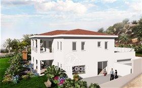 Image No.1-Villa de 4 chambres à vendre à Akoursos