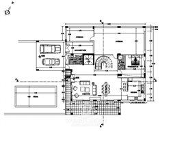 Image No.8-Villa de 4 chambres à vendre à Akoursos