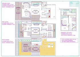 Image No.3-Villa de 4 chambres à vendre à Coral Bay