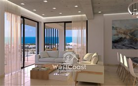 Image No.1-Penthouse de 3 chambres à vendre à Paphos
