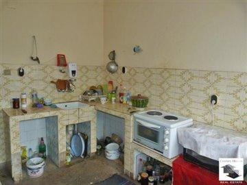 kitchen, solid house, village of Stambolovo