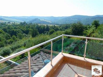 balcony, panoramic view