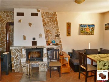 living room, first floor, fire place