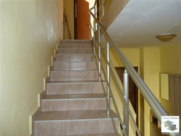 internal stairs to second floor