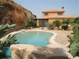 Image No.0-Villa de 4 chambres à vendre à Los Gallardos