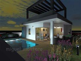 Image No.2-Villa de 3 chambres à vendre à Los Gallardos