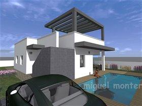Image No.4-Villa de 3 chambres à vendre à Los Gallardos