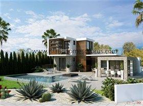 Image No.10-Villa / Détaché de 4 chambres à vendre à Ayia Thekla