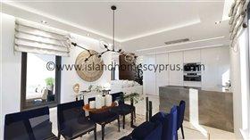 Image No.3-Villa / Détaché de 4 chambres à vendre à Ayia Thekla