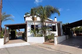 Image No.0-Villa / Détaché de 2 chambres à vendre à Ayia Thekla