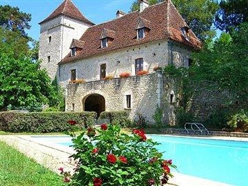 1 - Saint-Sozy, Maison