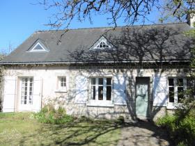 Image No.1-Maison de 3 chambres à vendre à Guémené-sur-Scorff