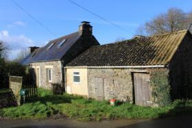 Image No.15-Chalet de 1 chambre à vendre à Plougonver