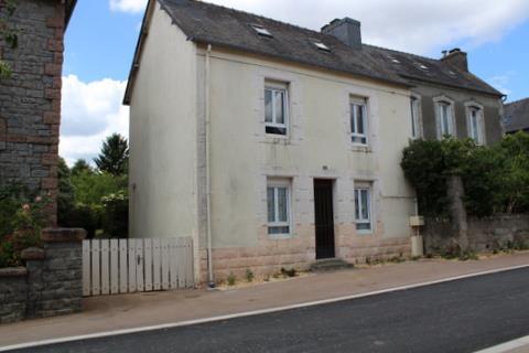 Maël-Carhaix, House>