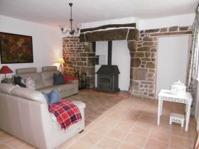 Image No.1-Chalet de 2 chambres à vendre à Guémené-sur-Scorff
