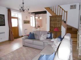 Image No.3-Chalet de 2 chambres à vendre à Guémené-sur-Scorff