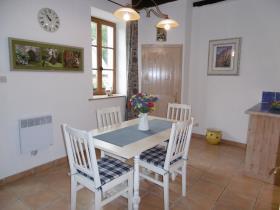 Image No.5-Chalet de 2 chambres à vendre à Guémené-sur-Scorff