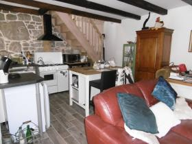 Image No.12-Chalet de 2 chambres à vendre à Guémené-sur-Scorff