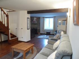 Image No.3-Maison de 3 chambres à vendre à Fougerolles-du-Plessis