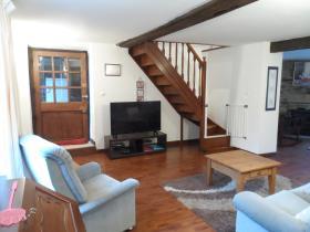 Image No.4-Maison de 3 chambres à vendre à Fougerolles-du-Plessis