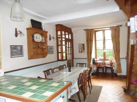 Image No.2-Maison de campagne de 12 chambres à vendre à Maupertuis