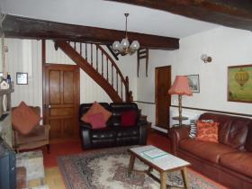 Image No.4-Maison de campagne de 12 chambres à vendre à Maupertuis