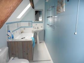 Image No.11-Maison de campagne de 12 chambres à vendre à Maupertuis