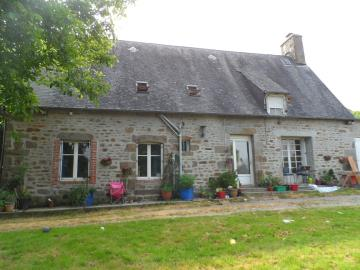 1 - Saint-Germain-de-Tallevende-la-Lande-Vaumont, Chalet