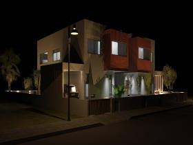 Aglantzia, House