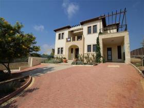 Image No.5-Villa / Détaché de 4 chambres à vendre à Aphrodite Hills