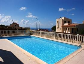 Image No.3-Maison / Villa de 4 chambres à vendre à Pissouri