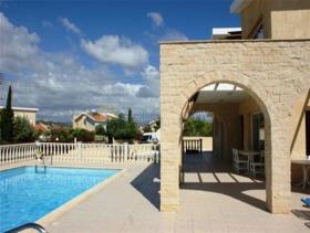 Image No.2-Maison / Villa de 4 chambres à vendre à Pissouri