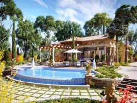 Image No.2-Villa de 4 chambres à vendre à Kathikas