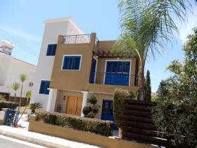 Image No.1-Maison / Villa de 3 chambres à vendre à Peyia