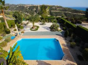 Image No.2-Maison / Villa de 4 chambres à vendre à Kouklia