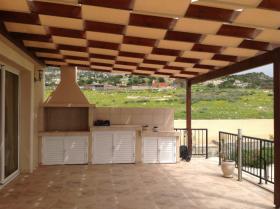 Image No.1-Villa de 6 chambres à vendre à Akourdaleia