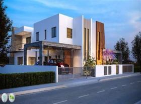 Image No.2-Villa de 4 chambres à vendre à Strovolos