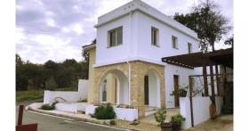 Stroumpi, Villa