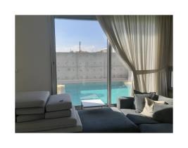 Image No.1-Villa de 4 chambres à vendre à Aradippou