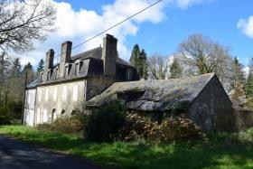 Image No.1-Maison de 10 chambres à vendre à Plouray