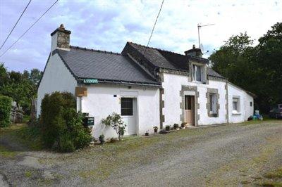 1 - Bieuzy, House