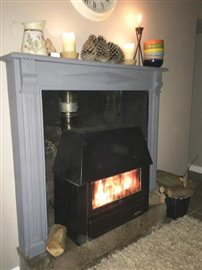 3-14977 Fireplace