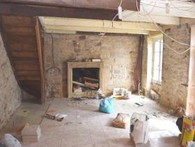 Image No.2-Maison de 1 chambre à vendre à Le Croisty