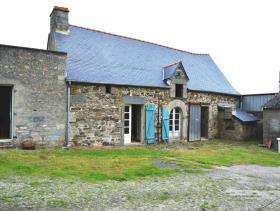 Cleguerec, House