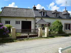 Roudouallec, House