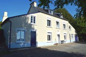 Plonevez-du-Faou, House